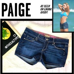 Just In! Paige Denim Shorts, Size 29